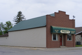 Bailey's Restaurant and Bar, Ormsby Minnesota