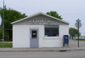 US Post Office, Ormsby Minnesota