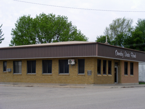 Ormsby State Bank, Ormsby Minnesota. 2014