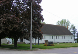 Grace Lutheran Church, Ormsby Minnesota