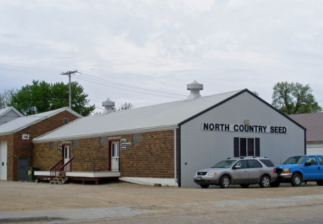 North Country Seed, Ormsby Minnesota, 2014