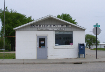Post Office, Ormsby Minnesota