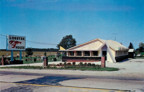 Lobster House, Spring Valley Minnesota, 1960's