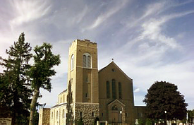 St. Mary's Catholic Church, Bellechester Minnesota