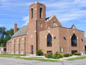 St. John's Evangelical Lutheran Church, St. Clair Minnesota