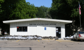 Post Office, St. Clair Minnesota