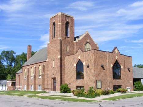 St. John's Evangelical Lutheran Church, St. Clair Minnesota, 2014