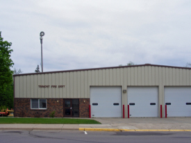 Trimont Fire Hall, Trimont Minnesota