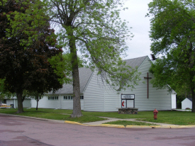 United Methodist Church, Trimont Minnesota