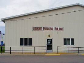 Trimont City Offices, Trimont Minnesota