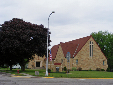 Trinity Lutheran Church, Trimont Minnesota