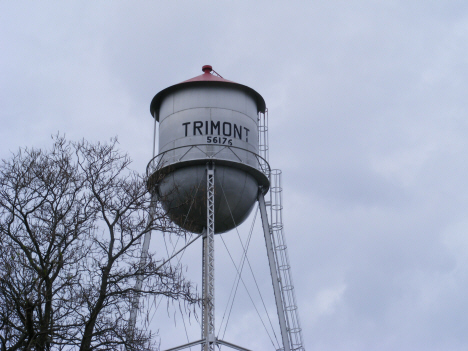 Water Tower, Trimont Minnesota, 2014