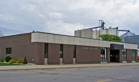 Farmers State Bank, Trimont Minnesota, 2014