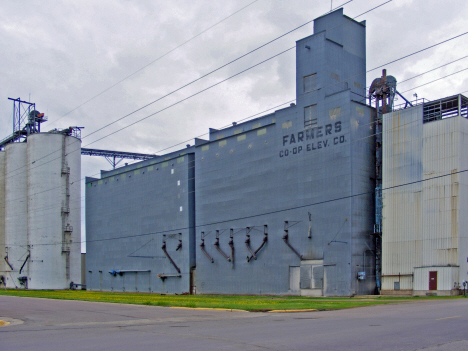 Farmers Co-op Elevator, Trimont Minnesota, 2014