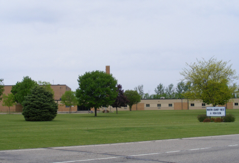 Martin County West Junior High School, Trimont Minnesota, 2014