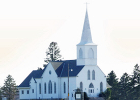 Waverly Lutheran Church, Trimont Minnesota