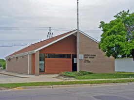 US Post Office, Truman Minnesota
