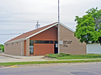 Post Office, Truman Minnesota