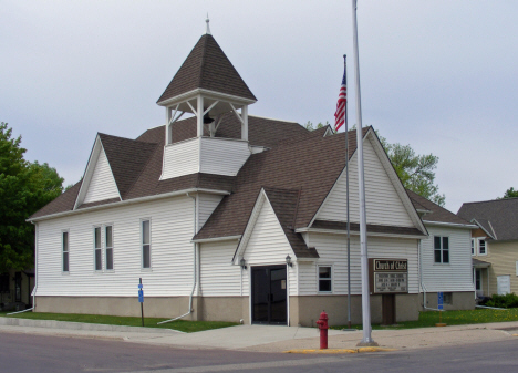 Church of Christ, Truman Minnesota, 2014