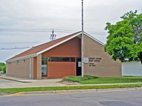 Post Office, Truman Minnesota, 2014