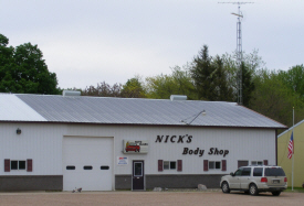Nick's Body Shop, Truman Minnesota