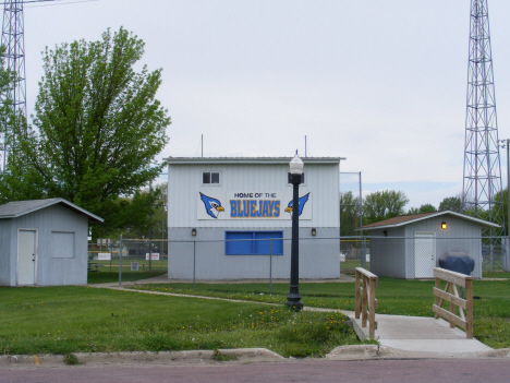 Truman Bluejays Ballpark, Truman Minnesota
