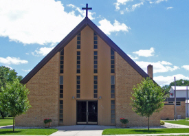 St. Matthew's Catholic Church, Vernon Center Minnesota