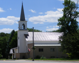 Grace United Methodist Church, Vernon Center Minnesota
