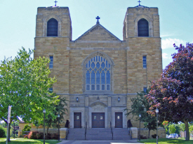 St. Casimir's Catholic Church, Wells Minnesota