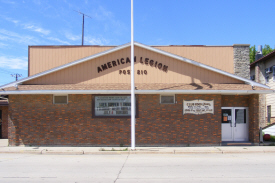 American Legion Post 210, Wells Minnesota