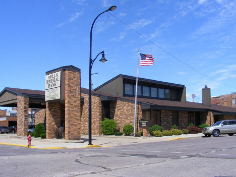 Wells Federal Bank, Wells Minnesota, 2014