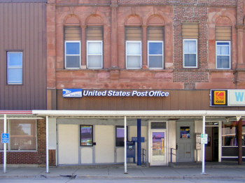 Post Office, Wells Minnesota