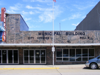 City Hall, Wells Minnesota
