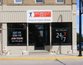 Workout 24/7, Wells Minnesota