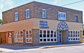 Image result for library wells mn