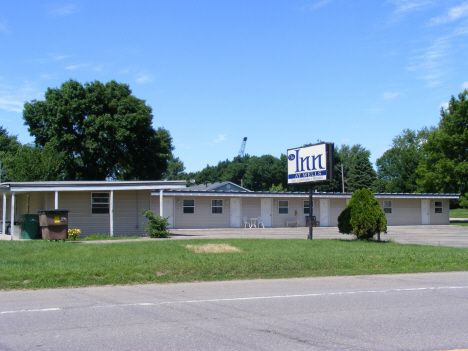 Motel, Wells Minnesota, 2014