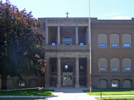 St. Casimir's School, Wells Minnesota, 2014