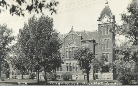 Court House, Willmar Minnesota, 1945