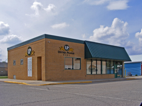 United Prairie Bank, Wilmont Minnesota, 2014