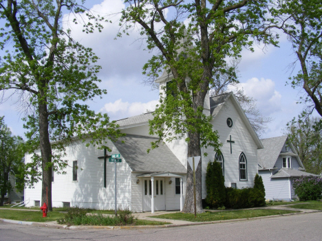 First Presbyterian Church, Wilmont Minnesota, 2014