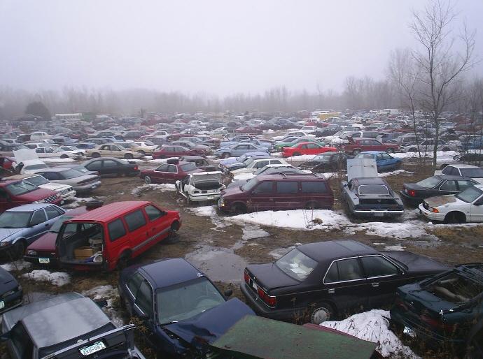 Car Parts Mn: Guide To Winnebago Minnesota