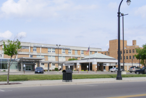 Sanford Worthington Medical Center, Worthington Minnesota, 2014