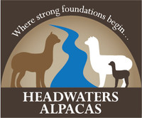 Headwaters Alpacas, LLC - Logo