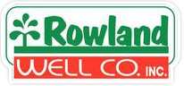 Rowland Well Co Inc