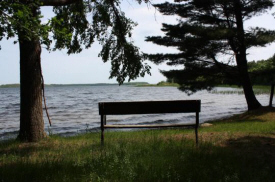 Deer Lake Campground Beach