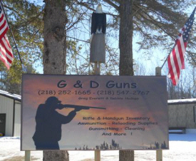 G & D Guns, Akeley Minnesota