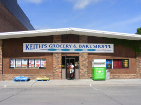 Keith's Grocery & Bake Shoppe, Adrian Minnesota