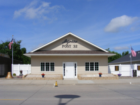 American Legion Post 32, Adrian Minnesota