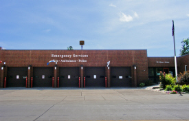 Emergency Services Building, Adrian Minnesota