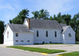 Zion Lutheran Church, Adrian Minnesota